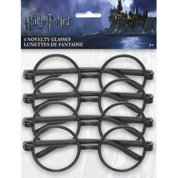 4 Harry Potter Brille