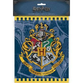 8 Party-Beutel Harry Potter