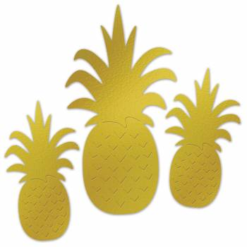 3 or ananas dekorationen