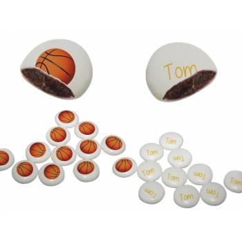 Stoß-Palets' benutzerdefinierten Dekoration Basket
