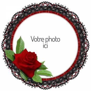 Tortenaufleger personalisierte rund dekor Romantisch