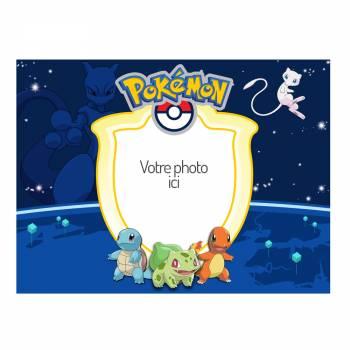 Dekor auf A4 Pokemon Go Zucker zu personalisieren