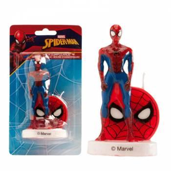 Spiderman 3D Kerze