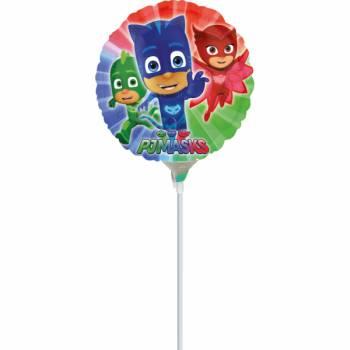 Mini Luftballon Aufgeblasene Pyjamas