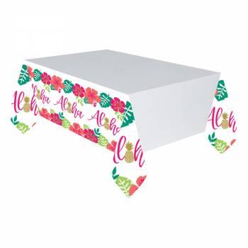 Tischtuch aus Papier Aloha