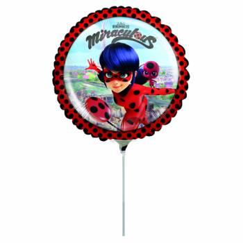 Mini Luftballon Aufgepumpt