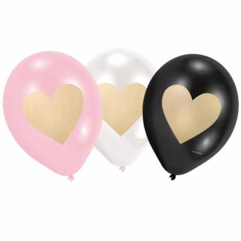 6 Luftballon Love Every day
