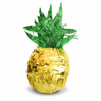 Pinata zu brechen Ananas