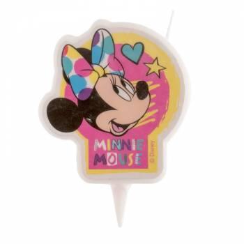 Minnie 2D Kerze