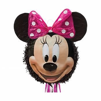 Pinata pull Minnie