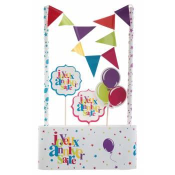 Kit Cake Happy Birthday Bunte Geburtstag