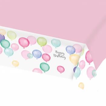 tischtuch Birthday Pastell