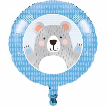 Ballon Hellium 1 Jahr Bären