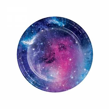 8 Teller-Dessert Galaxy