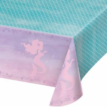 Tischtush aus Meerjungfrau shine