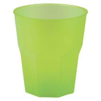 20 Gläser Gläser glass vereis grün