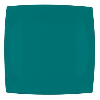 8 telles quadratgrün smaragdgrün