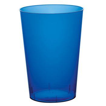 10 PS-Becher blau 20cl