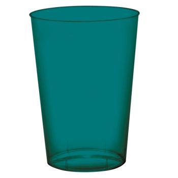 10 PS-Becher smaragdgrün 20cl