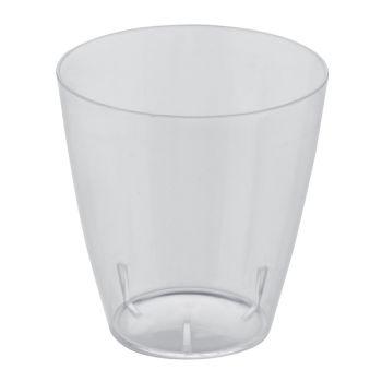 25 Glasglas glas transparent