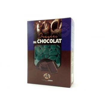 Dragees schokolade glänzende grünes Reich 1kg