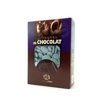 Dragees schokolade glänzend lavendel 1kg