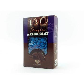 Dragees mini Herz Schokolade glänzend Über meer 500gr