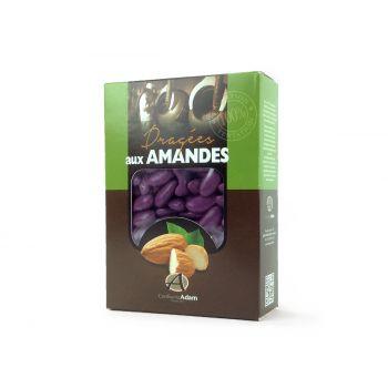 Dragees mandels Elsass violette 1KG