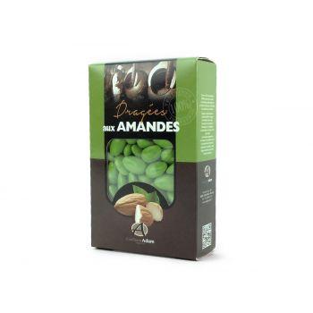 Dragees mandels Elsass grün anis 500gr