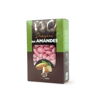Dragees Mandeln Elsäss rosa perlmutt 500gr