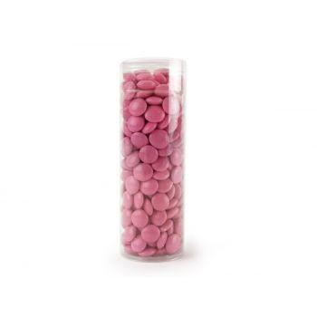 Konfetti Schokolade Milch Rosa lila 90gr