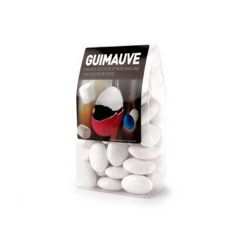 Dragees Marshmallow herz weiß tubos 150gr