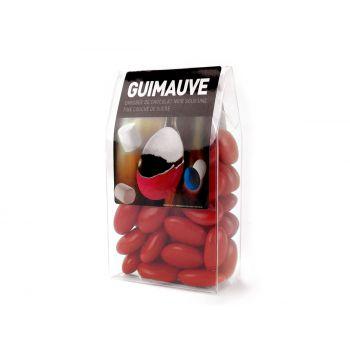 Dragees Marshmallows rot tubos 150gr