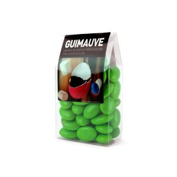 Dragees Marshmallows grün anis tubos 150gr