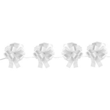 Kit Girlande von weißen Knoten