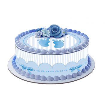 Easycake Baby Kit Blau
