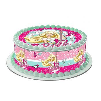 Kit Easycake Barbie Pop Star