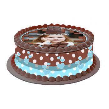 Easycake Choco Kit zu personalisieren