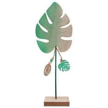 Dekoration zum Legen von Palmenblättern