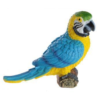 Papagei aus Harz