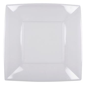 8 Mega-Teller durchsichtig quadratisch