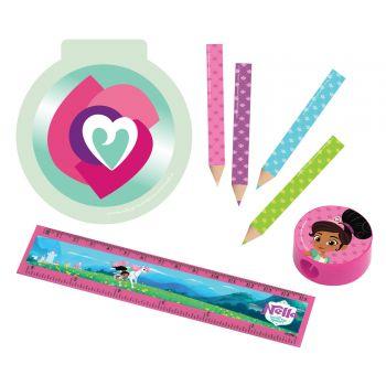 Schreibwaren Kit Nella Prinzessin Ritter