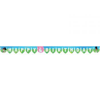 Banner happy birthday Nella Prinzessin Ritter