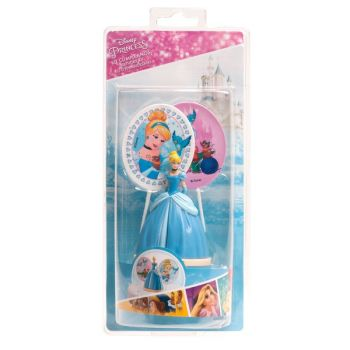 Kuchen-Set Prinzessin Aschenputtel