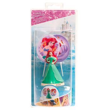 Kuchen-Set Prinzessin Ariel
