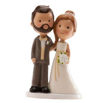 Verheiratete Figuren old fashion