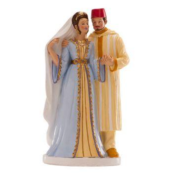 Orientalische Verheiratete Figur