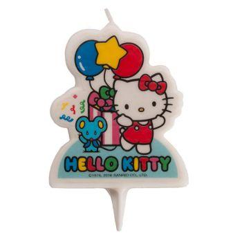 2D-Kerze Hello Kitty