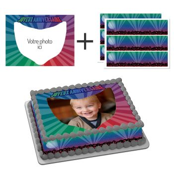 Easycake Heromasques Kit zum Anpassen A4