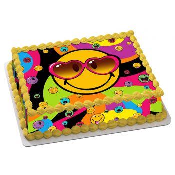 Kit Easycake Smiley A4